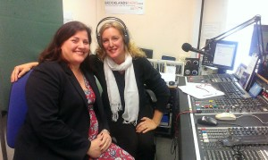 with Dani Maimone on Brooklands Radio