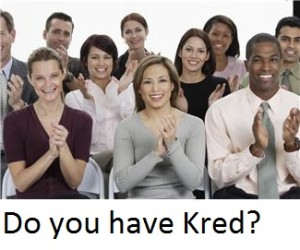 Do you have Kred on Social Media? by Nicky Kriel