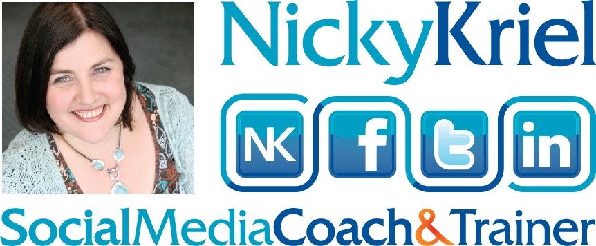 Nicky Kriel | Social Media Trainer & Consultant | Social Media for Business