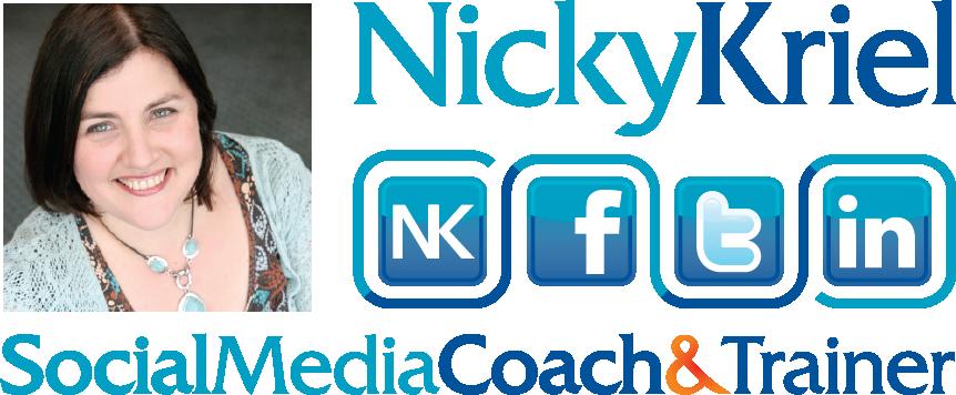 Nicky Kriel | Social Media Trainer & Consultant | Social Media for Business