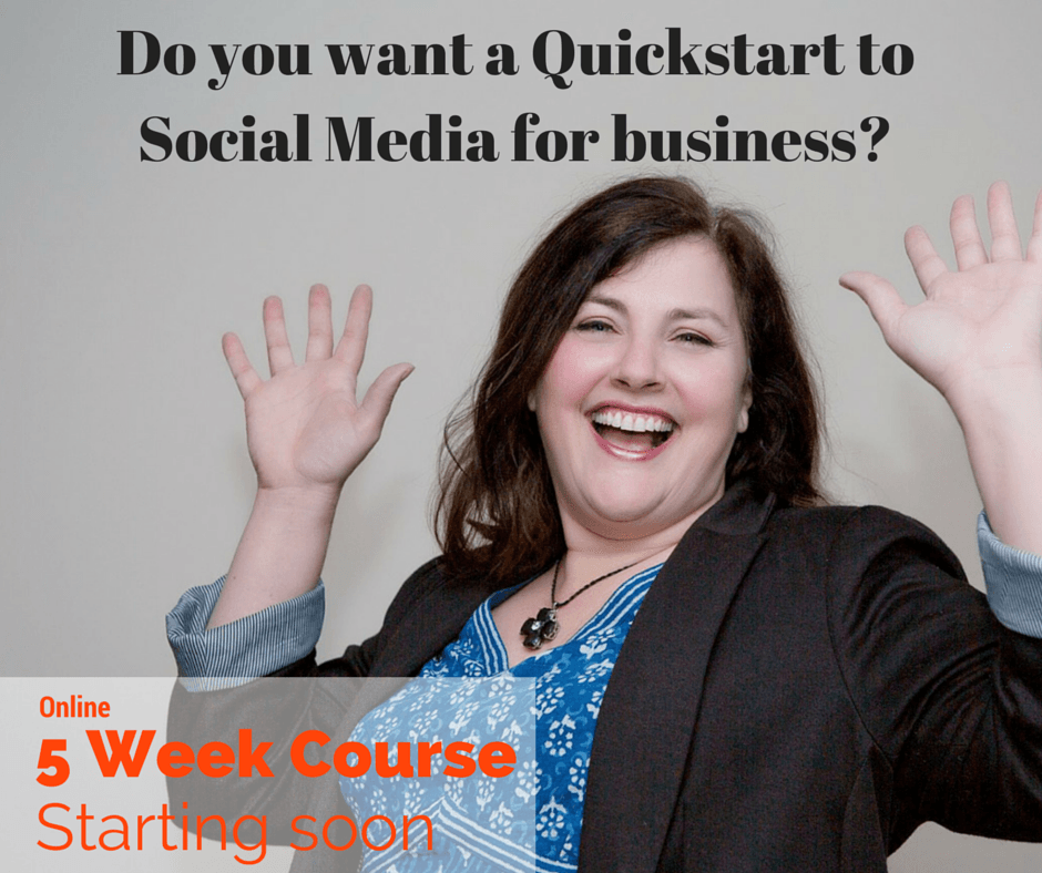 Quick Start to Social Media for business with Nicky Kriel