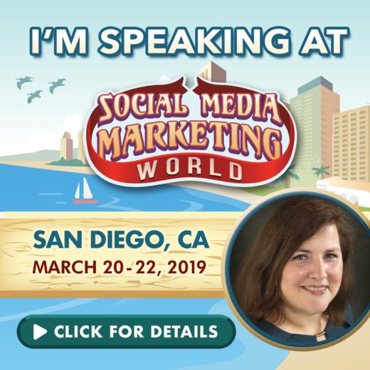 social media marketing world 2019