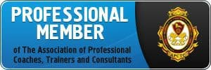 APCTC Professional Member of the Association of Professional Coaches, Trainers and Consultants